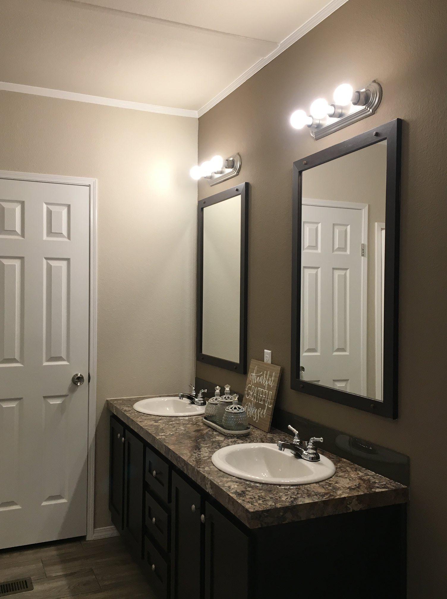 Woodland Double Vanity